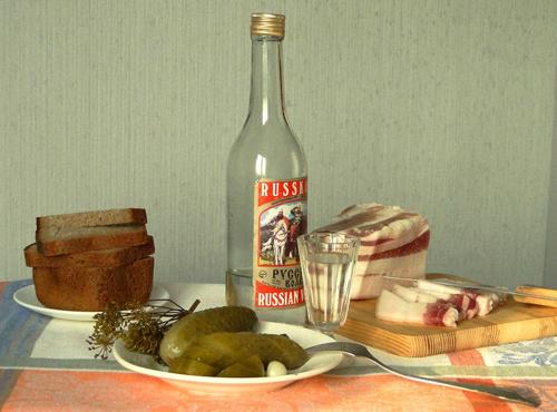 Чем мерили водку на Руси?
