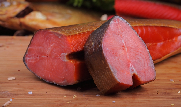 Настоящее красное мясо