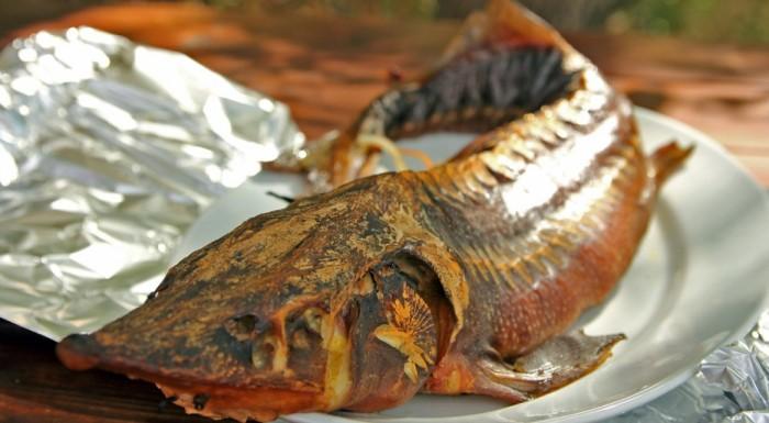 Вкусно приготовленная рыба