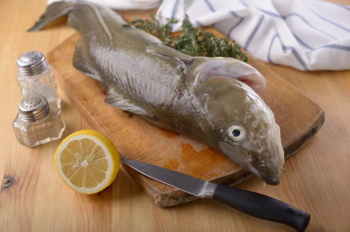 Готовим рыбу к копчению