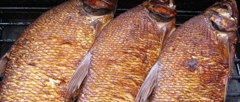 Подготовка рыбы к горячему копчению