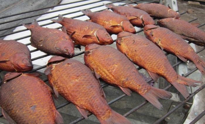 Аппетитно выглядит приготовленная рыба
