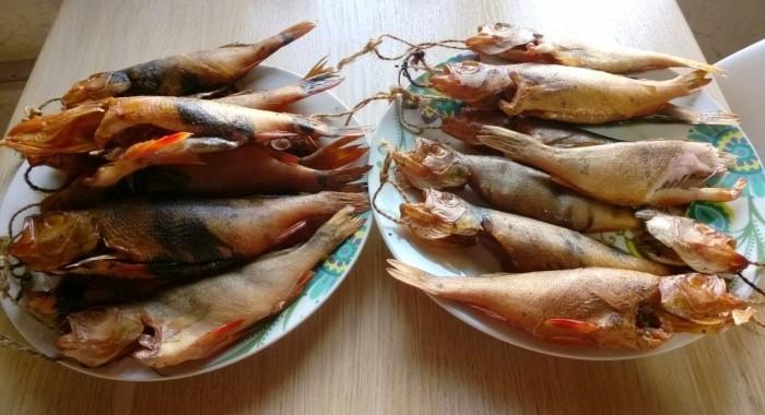 Рыба готова к употреблению