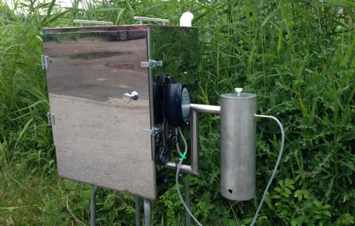 Удобный дымогенератор