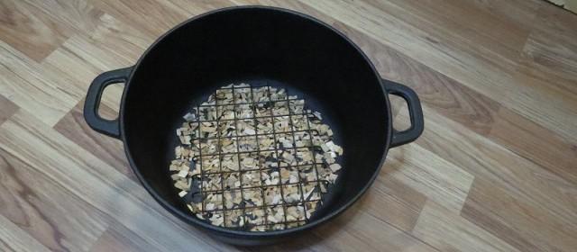 Грудинка горячего копчения - рецепт пошаговый с фото