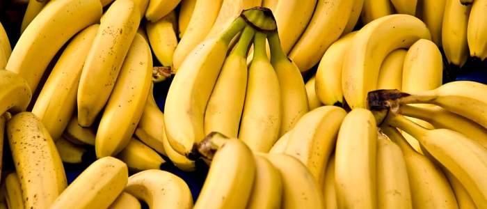 Вкусные желтые фрукты