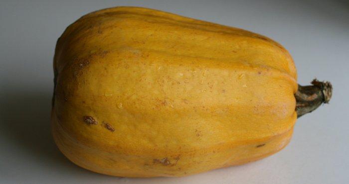 Вытянутый плод