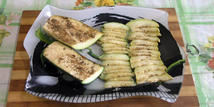 Рецепт блюда из кабачков