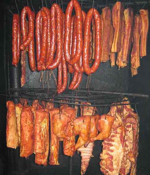 Приготовление колбас