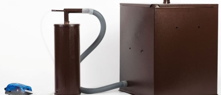 Коричневый агрегат