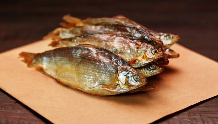Вкусная рыбка из агрегата