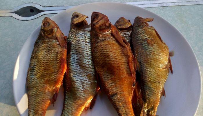 Готовые рыбки