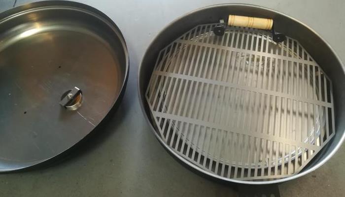 Вид изнутри агрегата