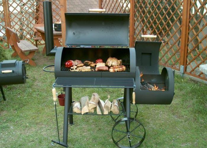 Мясо в процессе готовки