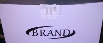 Мультиварка-коптильня Brand 6060