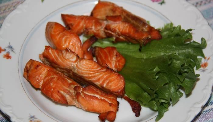 Рыба из скороварки