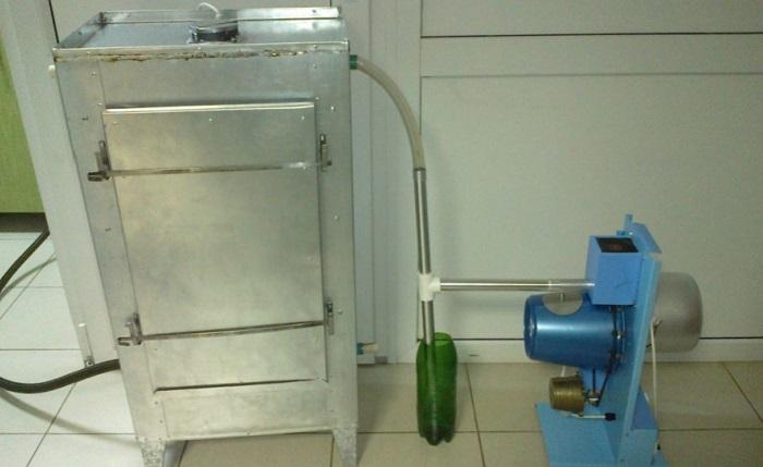 Железный агрегат