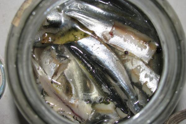 Рыбка в маринаде