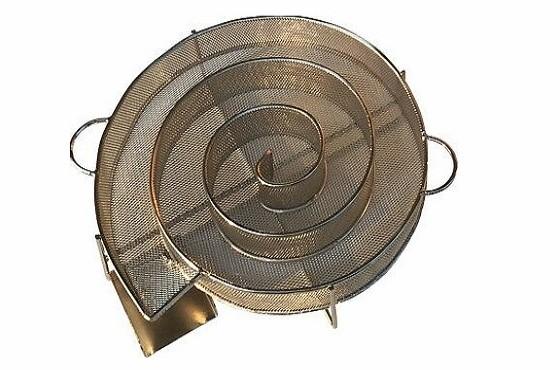 Короб круглой формы