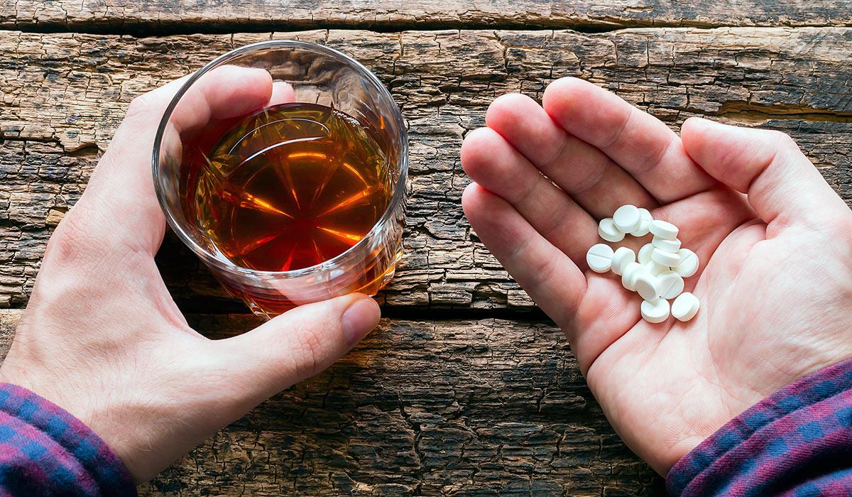 Аспирин с алкоголем можно ли