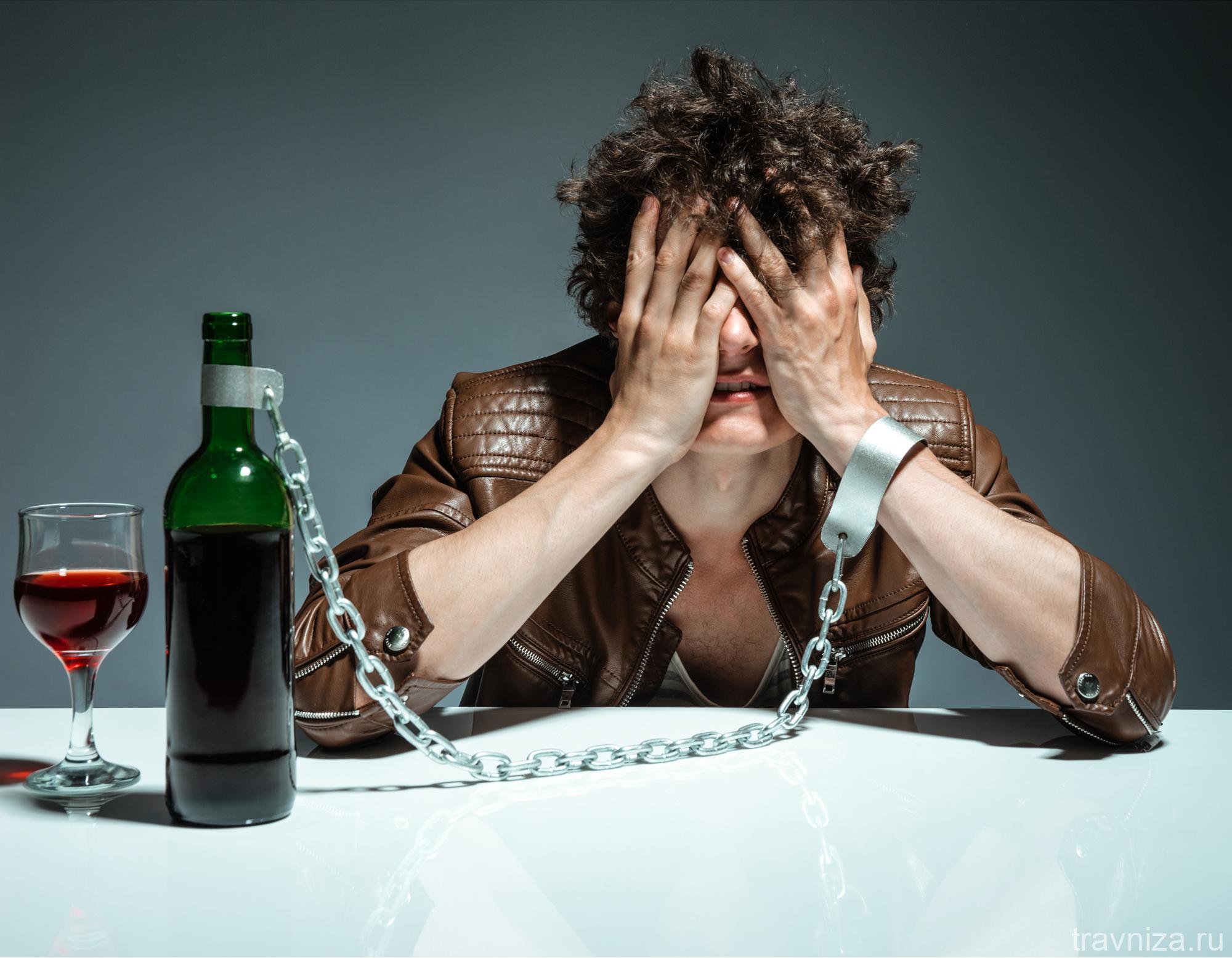 Травы и настои для лечения алкоголизма