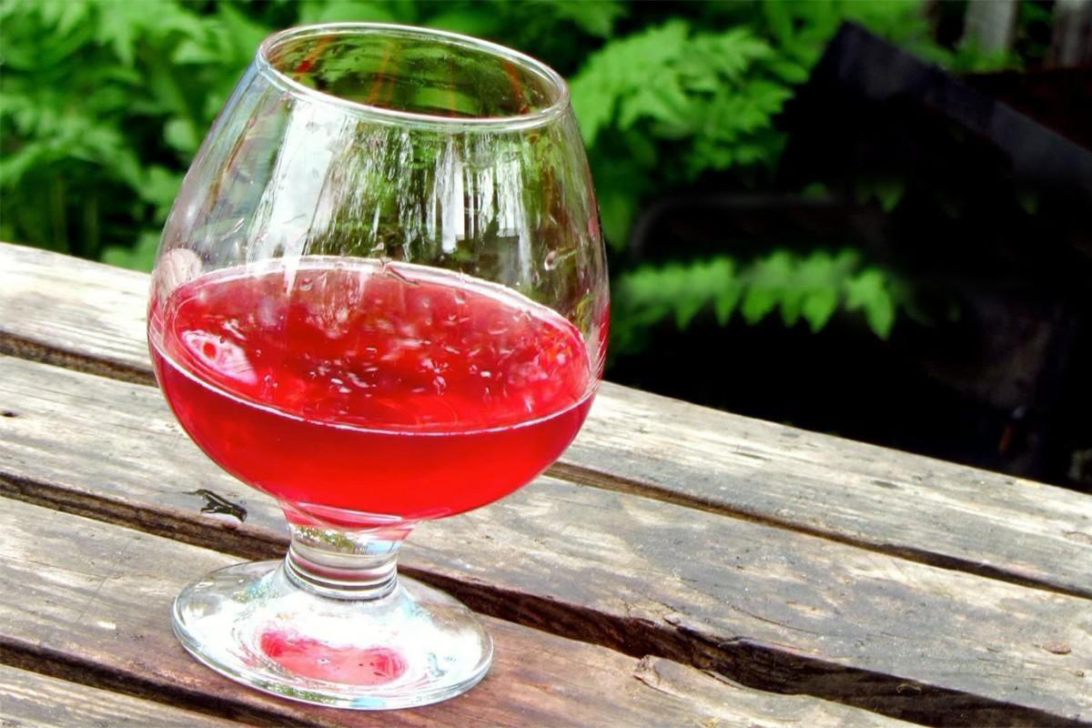 Вино из замороженной ягоды