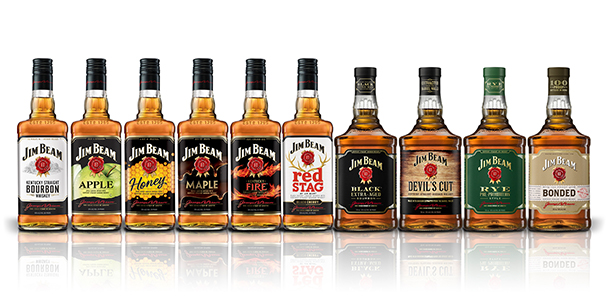 Jim Beam Double Oak Джим Бим Дабл Оак