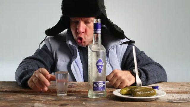 Как пить чтобы не тошнило и как правильно пить водку